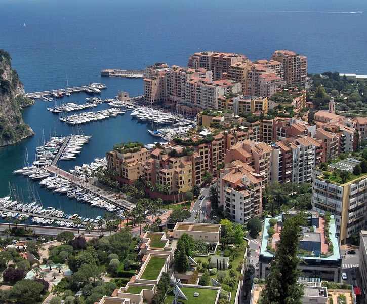 Office in Fontvieille-Le Raphael