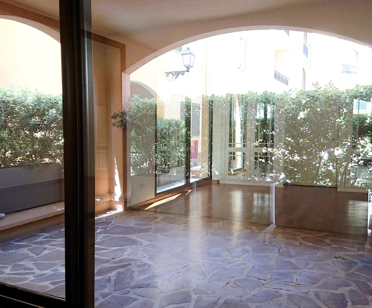 2 rooms apartment in Fontvieille - Le Donatello