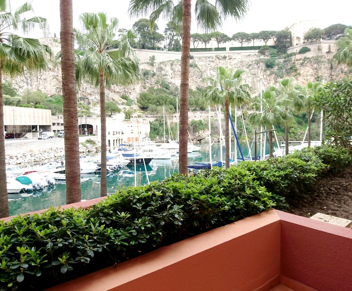 3 rooms apartment Le Giotto-Fontvieille